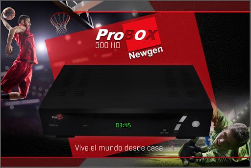 Atualização Probox 300 HD 06 de Março de 2018