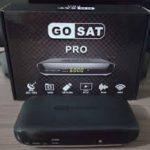 Atualização Gosat Pro HD V1.04 HD on em SKS - 05/11