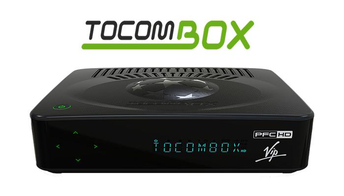 Atualização Tocombox PFC HD Vip V1.048 IKS Ativado