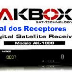 Atualização Akbox AK-1000 HD Estabilizado