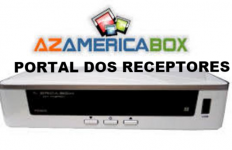 Liberada sua Atualização Amercia Box S205 HD