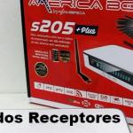 Baixar Atualização America Box S205+ Plus HD Estabilizada