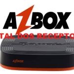 Atualização Azbox Spider HD - Portal dos Receptores
