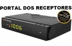 Nova Atualização Azamerica S1006 HD