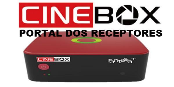 Baixe aqui sua Atualização Cinebox Fantasia+ Plus HD