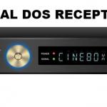 Liberada a Atualização Cinebox Legend X2 HD