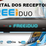 Baixe sua nova Atualização Freei Duo HD