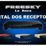 Atualização Freesky La Roca HD Estabilizada