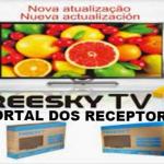 Atualização Freesky TV HD liberada