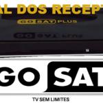 Atualização Gosat Plus HD Liberada