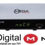 Atualização Megasystem MS-110 HD V1.04 - 27/11/2017