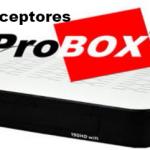 Atualização Probox 190 HD Wifi Correção de Bugs