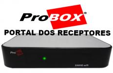 Atualização Probox 200 HD Wifi Estabilizado