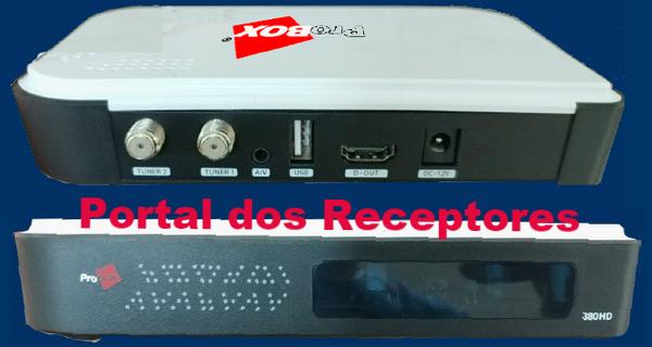 Atualização Probox 380 HD Liberada