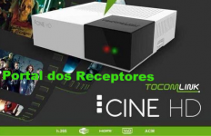 Nova Atualização Tocomlink Cine HD