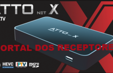 Liberada nova Atualização Atto Net X