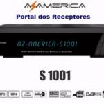 Nova Atualização Azamerica S1001 HD