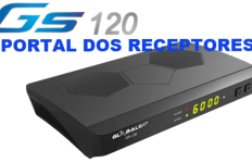 Baixar Atualização Globalsat GS120 HD