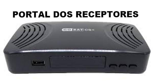 Baixar Atualização Gosat CS+ HD Liberada