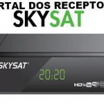 Baixar nova Atualização Skysat S2020 HD