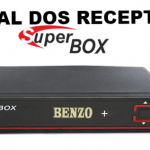 Nova Atualização Superbox Benzo+ HD