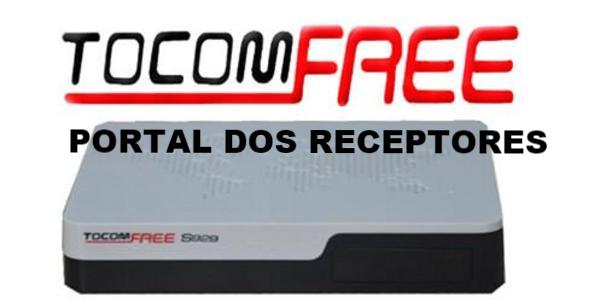 Baixar Atualização Tocomfree S929 HD ativada