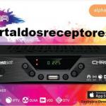 Nova Atualização Alphasat Chroma HD