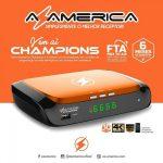 Atualização Azamerica Champions V1.13 - 31 de janeiro
