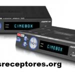 Liberada Atualização Cinebox Legend HD