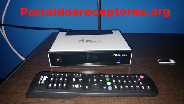 Nova atualização Duosat Next UHD Lite