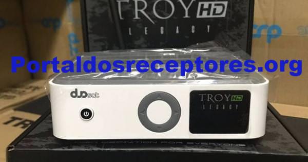 Liberada sua Atualização Duosat Troy HD Legacy