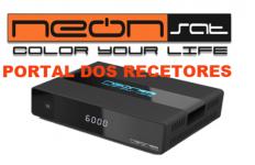 Baixar nova Atualização Neonsat Colors Tron HD