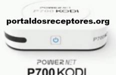 Baixar Atualização Power Net P700 Kodi
