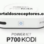 Liberada Atualização Power Net P700 Kodi