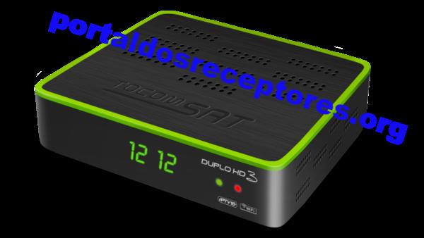 Nova Atualização Tocomsat Duplo HD 3