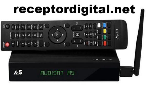 Baixar Atualização Audisat A5/A5 Plus