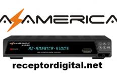 Baixar nova Atualização Azamerica S1005