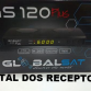 Atualização Globalsat GS120 Plus corrigida