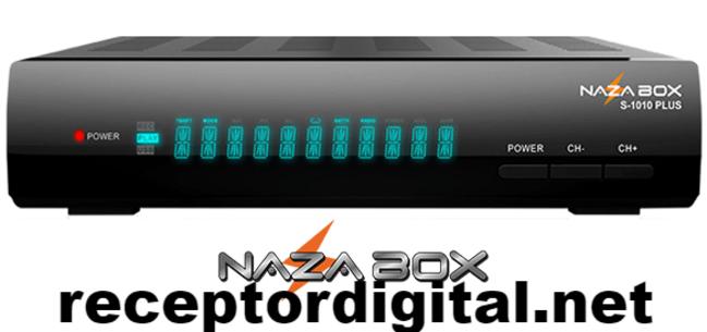 Baixar nova Atualização Nazabox S1010 Plus