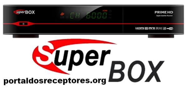 Liberada Atualização Superbox Prime HD