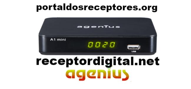 Atualização Agenius A1 Mini