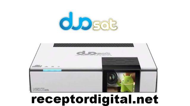 Baixar Atualização Duosat Next UHD