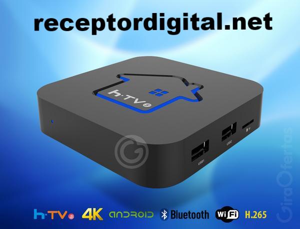 Baixar nova Atualização HTV 5 Box
