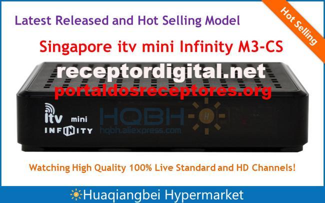 Baixar Atualização ITV Mini Infinity