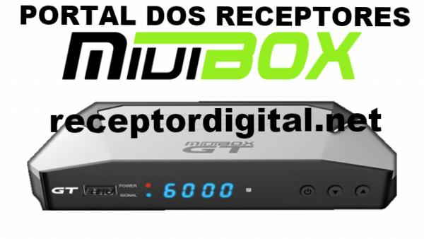 Liberada a nova Atualização Miuibox GT
