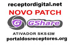 Baixar Atualização Patch Gshare SKS 63W