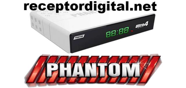 Nova Atualização Phantom Ultra 4 HD