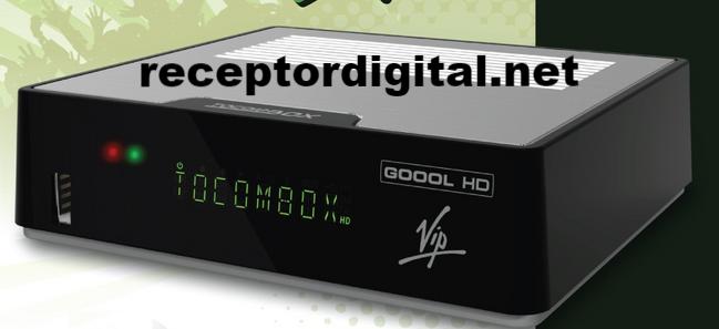 Nova Atualização Tocombox Goool HD Vip
