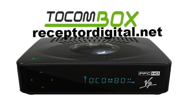 Baixar Atualização Tocombox PFC HD Vip