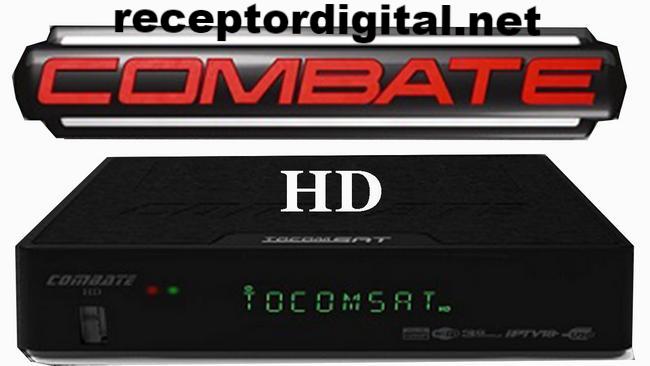 Liberada Atualização Tocomsat Combate HD